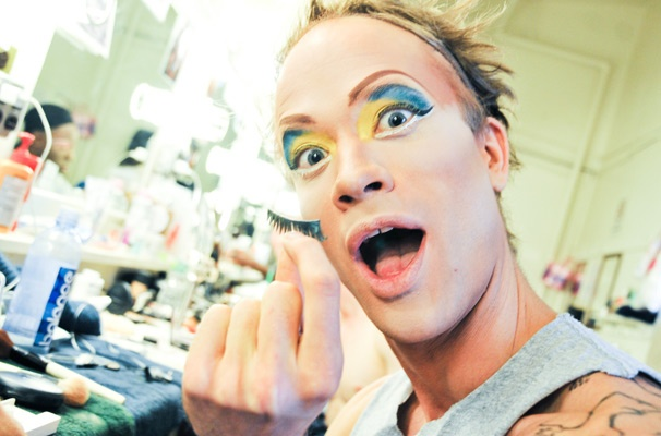 Kinky Boots Backstage- Kyle Post