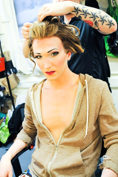 Kinky Boots Backstage- Charlie Sutton