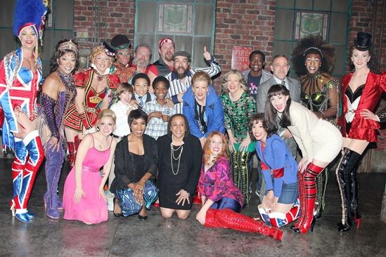Kinky Boots- S. Epatha Merkerson- Angela Bassett- Cast