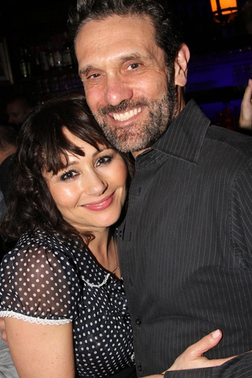 Frances Ruffelle at 54 Below – Frances Ruffelle – Anthony Crivello