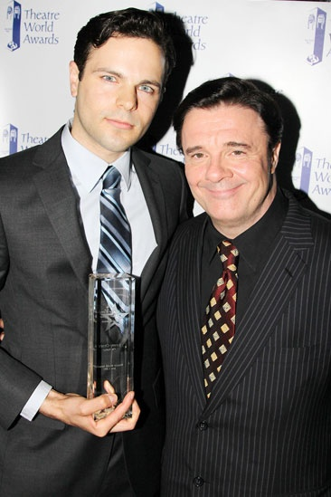 2013 Theatre World Awards — Jonny Orsini — Nathan Lane