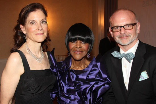 2013 Tony Awards Winner's Circle – Hallie Foote — Cicely Tyson — Michael Wilson