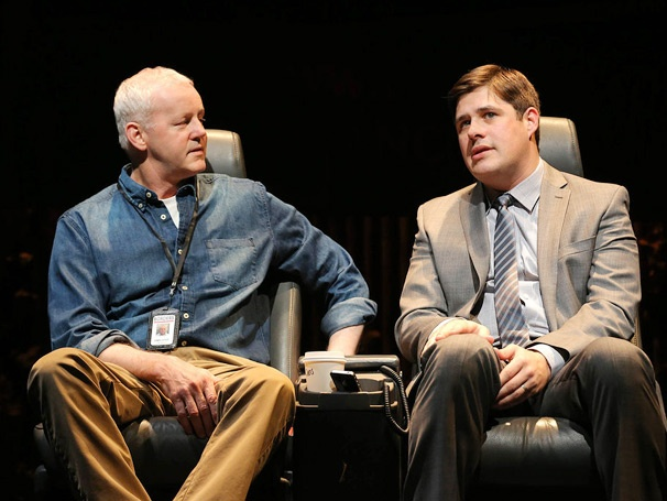 Show Photos - The Unavoidable Disappearance of Tom Durnin - Christopher Denham - Rich Sommer