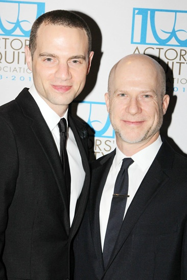 Actors' Equity 100th Anniversary — Jordan Roth — Richie Jackson