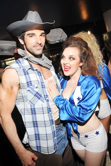 Broadway Bares 2013 — Peter Nelson — Laura Irion