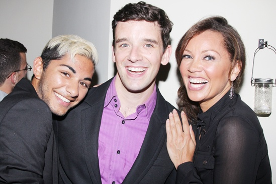 'Buyer & Cellar' Second Opening — Mark Indelicato — Michael Urie — Vanessa Williams
