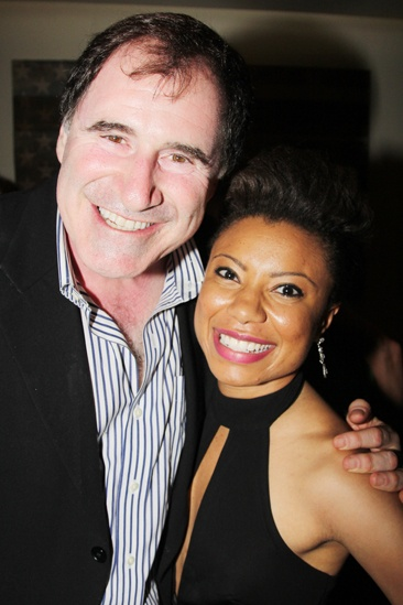 'Buyer & Cellar' Second Opening — Richard Kind — Shalita Grant