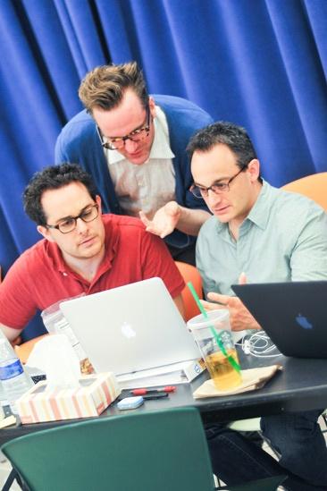 'First Date' Rehearsal — Austin Winsberg — Bill Berry — Michael Weiner
