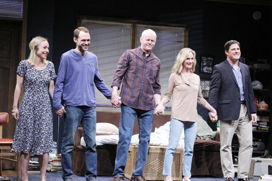 'Tom Durnin' Opening — Sarah Goldberg — Christopher Denham — David Morse — Lisa Emery — Rich Sommer