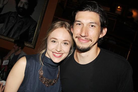 'Tom Durnin' Opening — Sarah Goldberg — Adam Driver