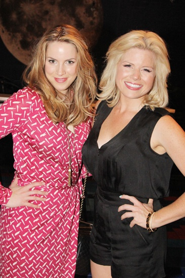 Megan Hilty at First Date – Megan Hilty – Sara Chase