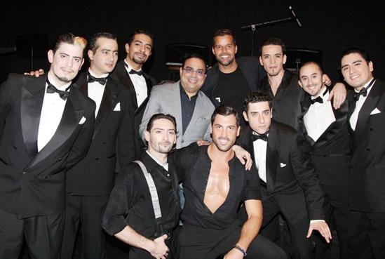 Forever Tango- Ricky Martin- Male Ensemble