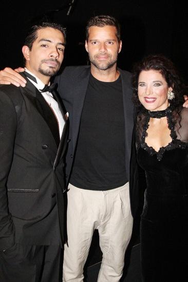 Forever Tango-  Gaspar Godoy -Ricky Martin- Marcela Duran
