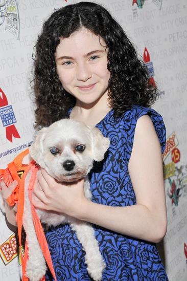 Broadway Barks 2013 — Lilla Crawford