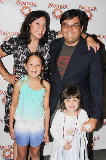 Avenue Q – 10th Anniversary – Kristen Anderson-Lopez – Robert Lopez – Children
