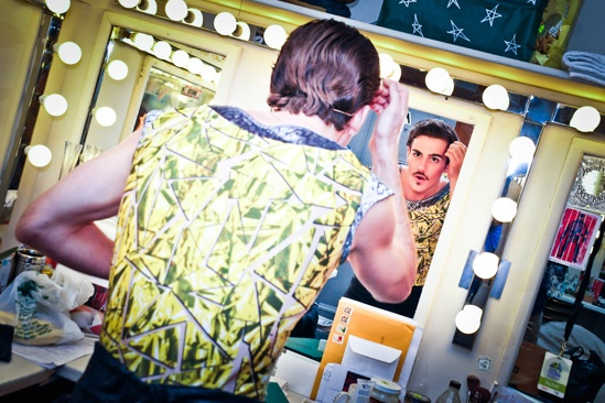 Pippin – Backstage Photos – Erik Altemus