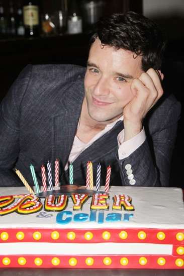 Buyer & Cellar – Michael Urie's Birthday – Michael Urie