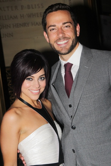 'First Date' Opening — Krysta Rodriguez — Zachary Levi