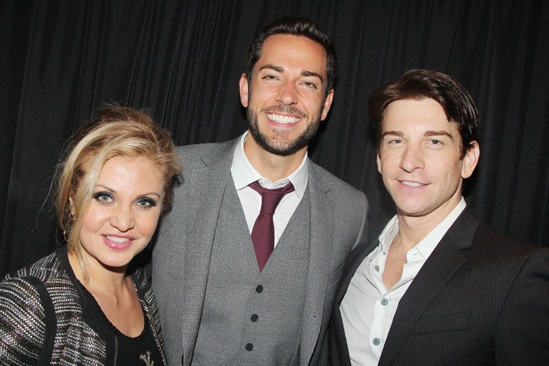 'First Date' Opening — Orfeh — Zachary Levi — Andy Karl