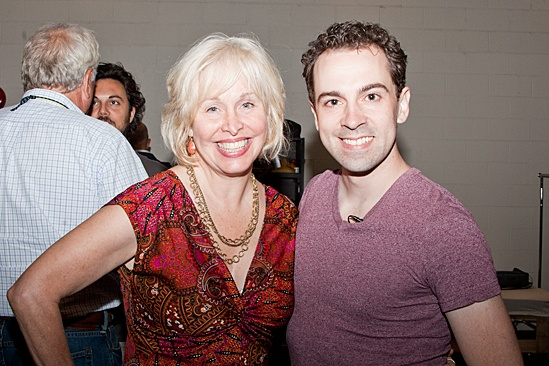 Honeymoon in Vegas- Nancy Opel- Rob McClure