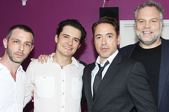 Robert Downey Jr. - Romeo and Juliet - Jeremy Strong - Orlando Bloom - Robert Downey Jr. - Vincent D'Onofrio