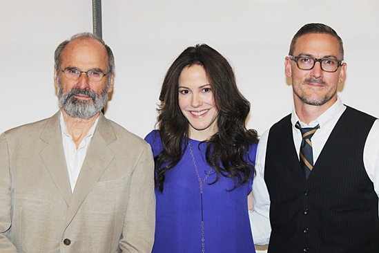 The Snow Geese – Meet & Greet – Daniel Sullivan – Mary-Louise Parker – Sharr White
