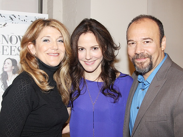 The Snow Geese – Meet & Greet – Victoria Clark – Mary-Louise Parker – Danny Burstein