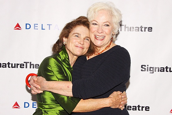 The Old Friends – Opening Night – Tovah Feldshuh – Betty Buckley
