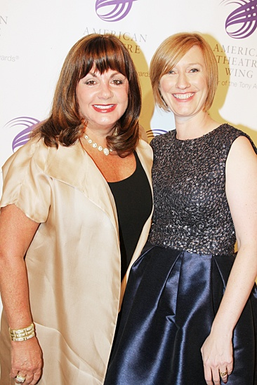 American Theatre Wing – Hal Prince Gala 2013 – Charlotte St. Martin - Heather Hitchens
