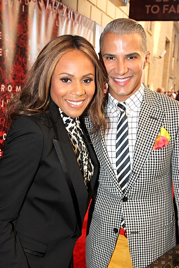Romeo and Juliet – Opening Night – Deborah Cox – Jay Manuel