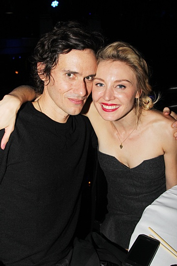 Romeo and Juliet – Opening Night – Christian Camargo – Juliet Rylance