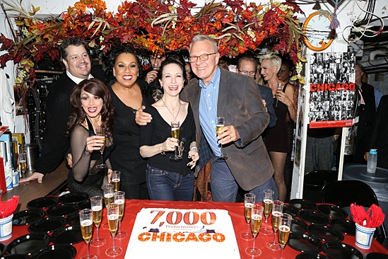 Chicago 7,000 – Paul C. Vogt – Donna Marie Asbury – Roz Ryan – Bebe Neuwirth – Walter Bobbie