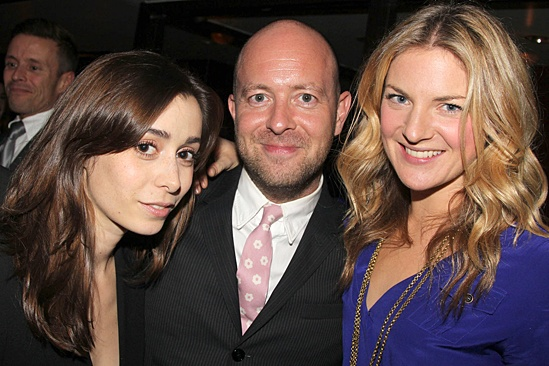 'The Glass Menagerie' Opening — Cristin Milioti — John Tiffany — Joanna Christie