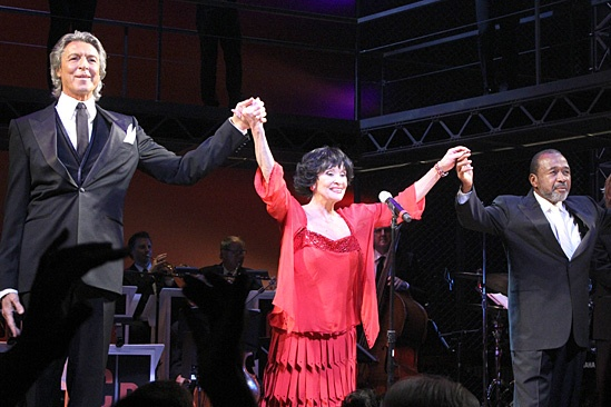 Chita Rivera Birthday Gala – Tommy Tune – Chita Rivera – Ben Vereen
