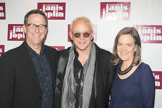 A Night With Janis Joplin – Opening Night – Michael Joplin – Randy Johnson – Laura Joplin