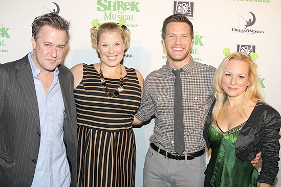 Shrek – DVD Release Party – Greg Reuter – Heather Jane Rolff – Marty Lawson – Carolyn Ockert-Haythe