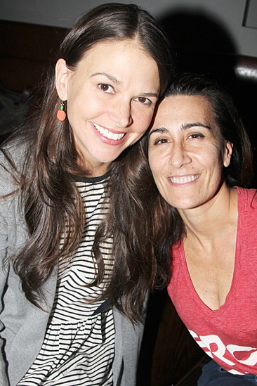 Shrek – DVD Release Party – Sutton Foster – Jeanine Tesori