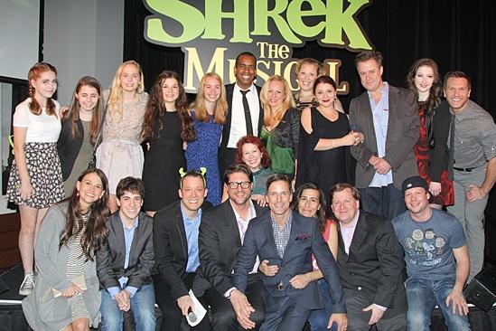 Shrek – DVD Release Party – Company