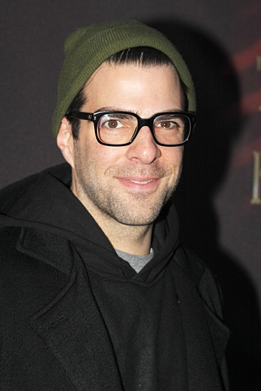 A Time to Kill – Opening Night – Zachary Quinto