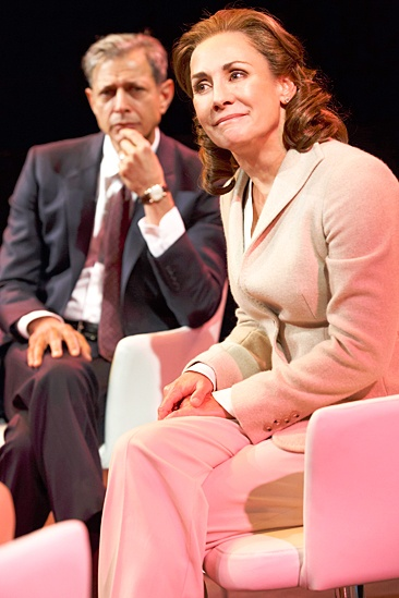 <I>Domesticated</I>: Show Photos - Jeff Goldblum - Laurie Metcalf