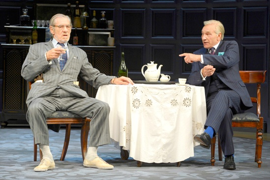 <I>No Man's Land</I>: Show Photos -  Ian McKellen  - Patrick Stewart