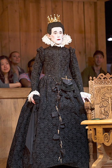 <I>Twelfth Night</I>: Show Photos - Mark Rylance