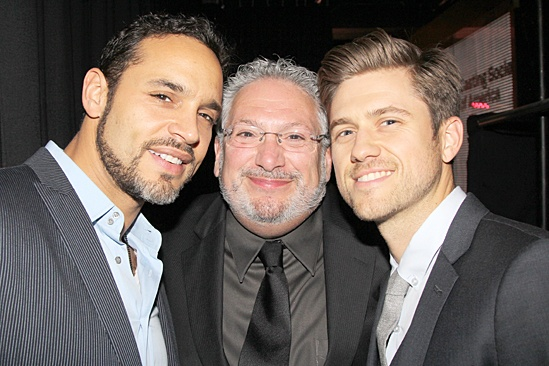 Artios Awards Ceremony – Daniel Sunjata – Harvey Fierstein – Aaron Tveit