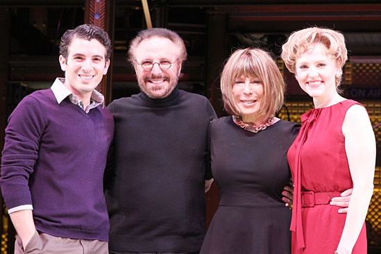 Beautiful: The Carole King Musical Meets the Press – Jarrod Spector – Barry Mann – Cynthia Weil – Anika Larsen