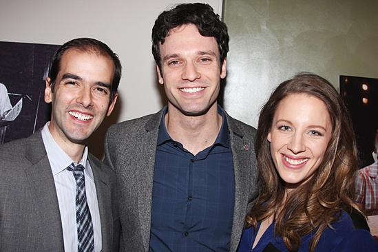 Beautiful: The Carole King Musical Meets the Press – Marc Bruni – Jake Epstein – Jessie Mueller