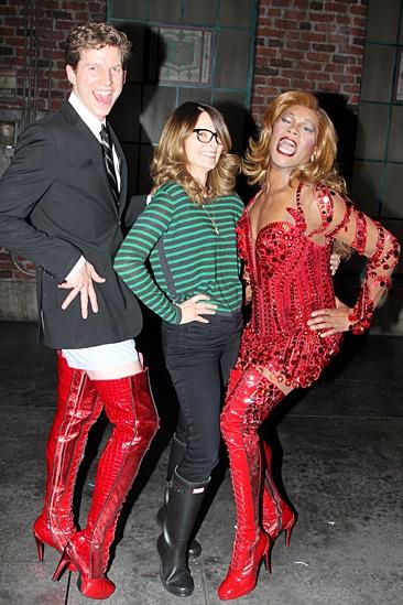 Kinky Boots – Stark Sands – Tina Fey – Billy Porter