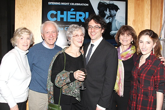 Cheri – Opening Night – Clarke Family – Martha Clarke - Margo Lion
