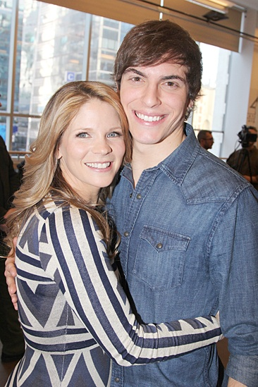 Bridges of Madison County – Meet and Greet – Kelli O'Hara – Derek Klena