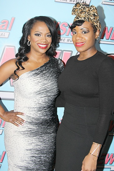 Newsical the Musical - Kandi Burruss - Fantasia Barrino