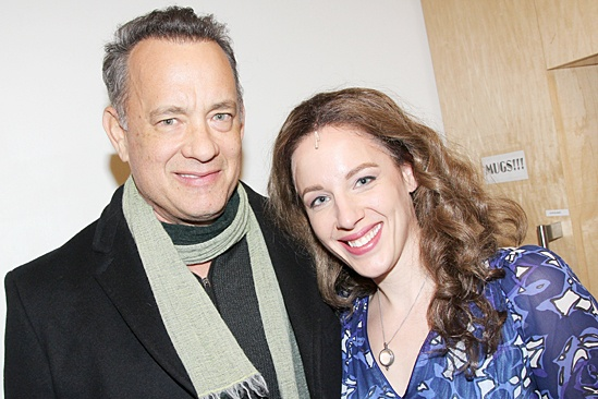 Beuatiful - Tom Hanks - OP - Tom Hanks - Jessie Mueller